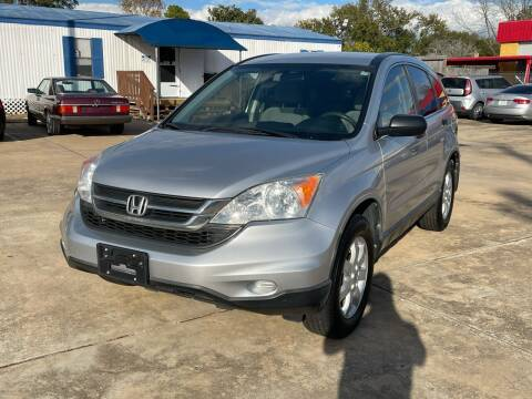 2011 Honda CR-V for sale at Newsed Auto in Houston TX