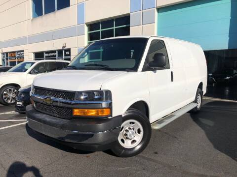 2018 Chevrolet Express Cargo for sale at Best Auto Group in Chantilly VA