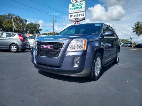 2013 GMC Terrain for sale at BAYSIDE AUTOMALL in Lakeland FL