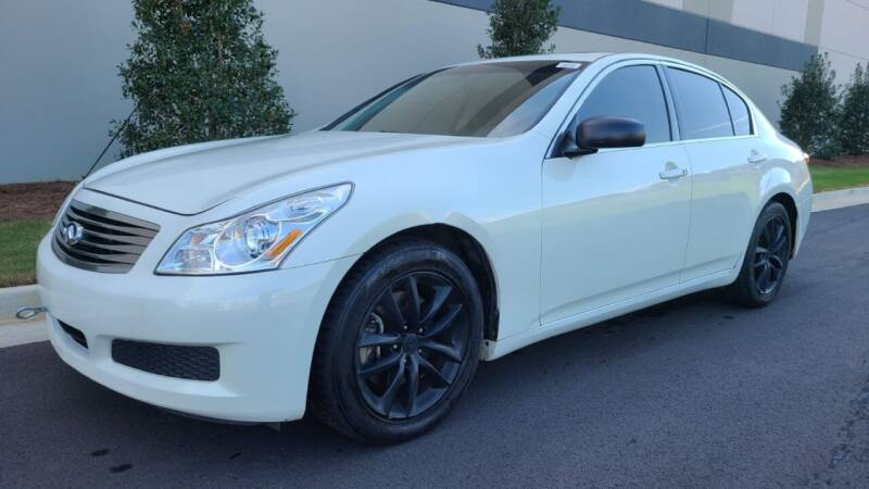 2008 Infiniti G35 for sale at Global Imports Auto Sales in Buford GA