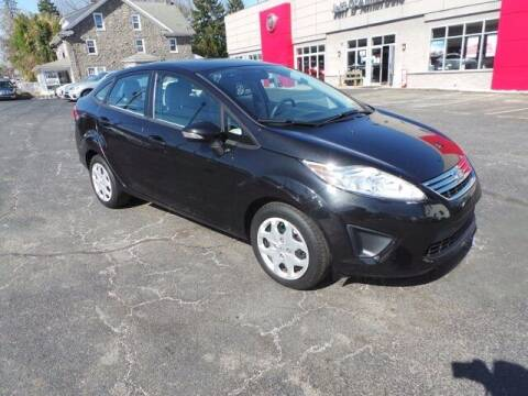 2013 Ford Fiesta for sale at Jeff D'Ambrosio Auto Group in Downingtown PA