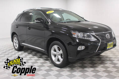 2013 Lexus RX 350 for sale at Copple Chevrolet GMC Inc in Louisville NE