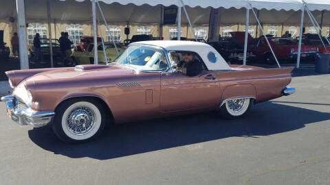 1957 Ford Thunderbird for sale at BIG BOY DIESELS in Ft Lauderdale FL