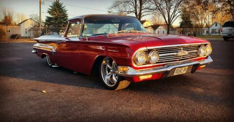 1960 Chevrolet El Camino for sale at Midwest Classic Car in Belle Plaine MN