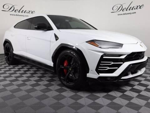 2019 Lamborghini Urus for sale at DeluxeNJ.com in Linden NJ