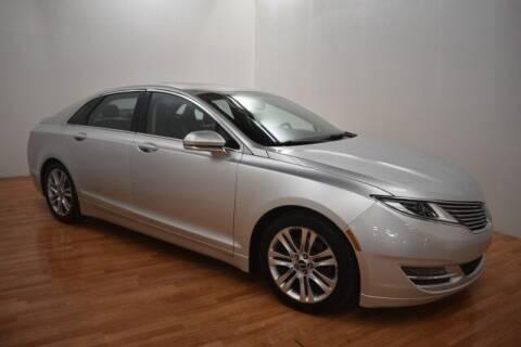 2013 Lincoln MKZ for sale at Paris Motors Inc in Grand Rapids MI