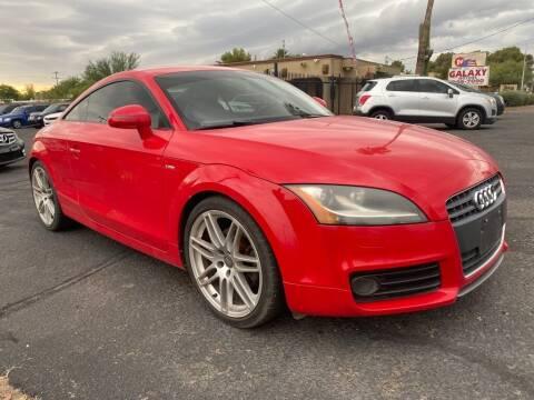2008 Audi TT for sale at GALAXY MOTORS in Tucson AZ