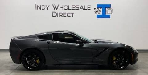 2017 Chevrolet Corvette for sale at Indy Wholesale Direct in Carmel IN
