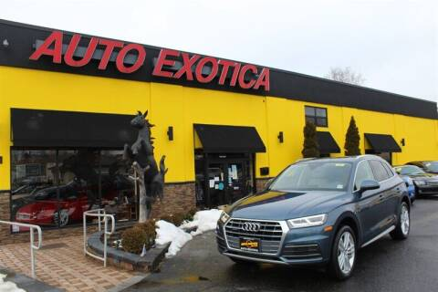 2018 Audi Q5 for sale at Auto Exotica in Red Bank NJ