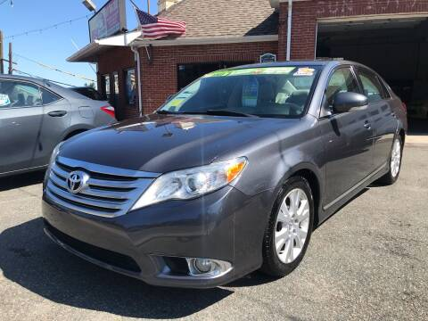 2011 Toyota Avalon for sale at Real Auto Shop Inc. in Somerville MA