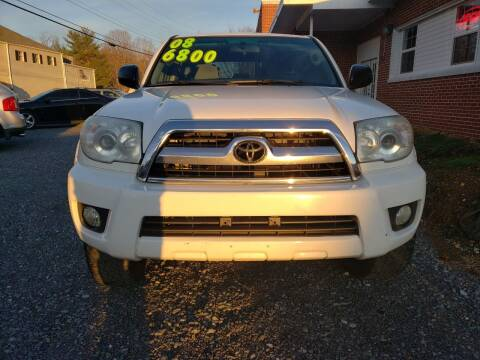 2008 Toyota 4Runner for sale at Firehouse Motors LLC in Bristol TN