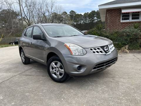 2013 Nissan Rogue for sale at L & M Auto Broker in Stone Mountain GA