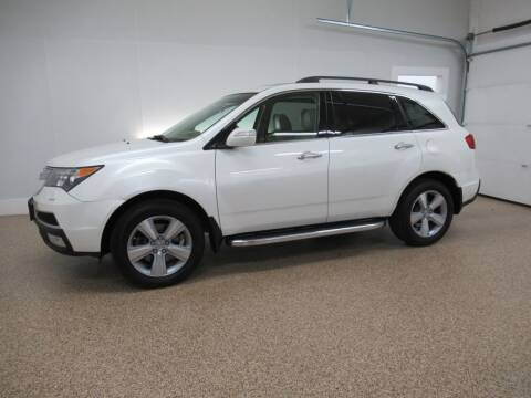 2011 Acura MDX for sale at HTS Auto Sales in Hudsonville MI