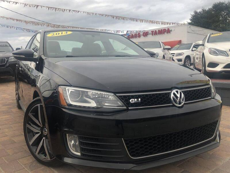 2014 Volkswagen Jetta for sale at Cars of Tampa in Tampa FL