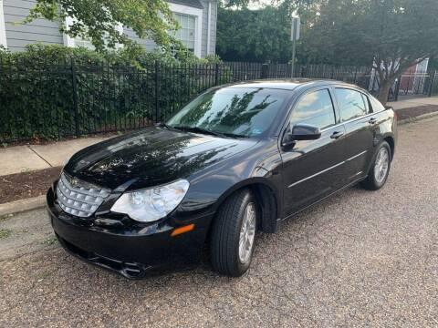 2009 Chrysler Sebring for sale at Super Auto Sales & Service in Fredericksburg VA