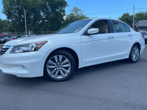 2012 Honda Accord for sale at Beckham's Used Cars in Milledgeville GA