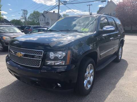 2014 Chevrolet Tahoe for sale at Auto Gallery in Taunton MA