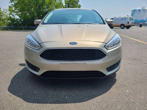2016 Ford Focus for sale at Bridge Auto Group Corp in Salem MA