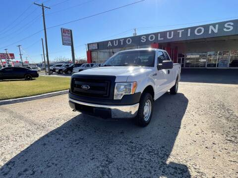 2014 Ford F-150 for sale at Auto Solutions in Warr Acres OK