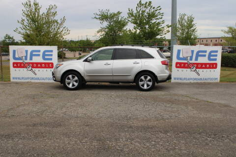 2013 Acura MDX for sale at LIFE AFFORDABLE AUTO SALES in Columbus OH