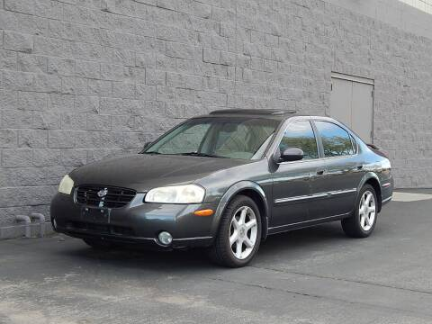 2001 Nissan Maxima for sale at Gilroy Motorsports in Gilroy CA