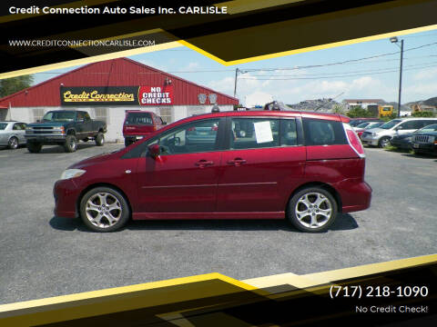 2008 Mazda MAZDA5 for sale at Credit Connection Auto Sales Inc. CARLISLE in Carlisle PA
