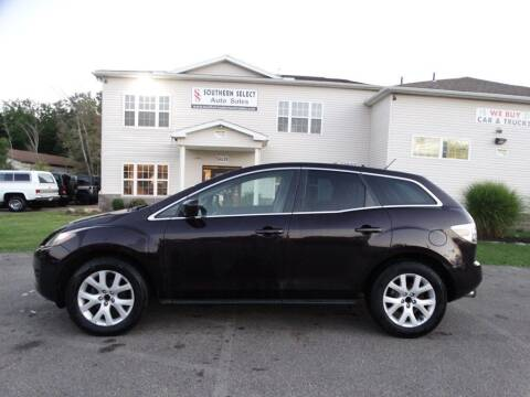 2009 Mazda CX-7 for sale at SOUTHERN SELECT AUTO SALES in Medina OH