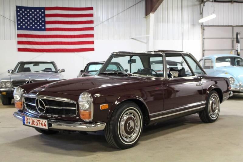 1971 Mercedes-Benz 280-Class for sale in Grand Rapids, MI