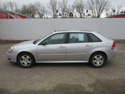2004 Chevrolet Malibu Maxx for sale at Chaddock Auto Sales in Rochester MN