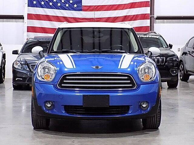 2012 MINI Cooper Countryman for sale at Texas Motor Sport in Houston TX