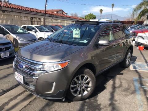 2013 Ford Edge for sale at E.T. Auto Sales Inc. in El Monte CA