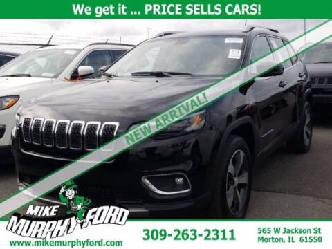 2019 Jeep Cherokee for sale at Mike Murphy Ford in Morton IL