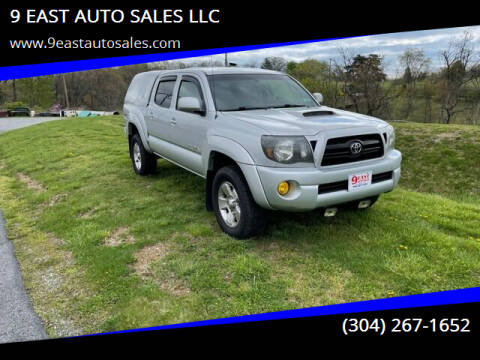 2008 Toyota Tacoma for sale at 9 EAST AUTO SALES LLC in Martinsburg WV