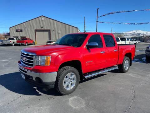 2013 GMC Sierra 1500 for sale at Auto Image Auto Sales in Pocatello ID