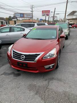 2013 Nissan Altima for sale at Butler Auto in Easton PA