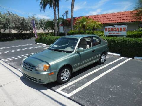 2005 Hyundai Accent for sale at Uzdcarz Inc. in Pompano Beach FL