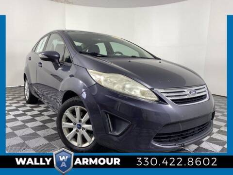 2013 Ford Fiesta for sale at Wally Armour Chrysler Dodge Jeep Ram in Alliance OH