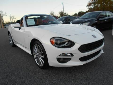 2017 FIAT 124 Spider for sale at AutoStar Norcross in Norcross GA