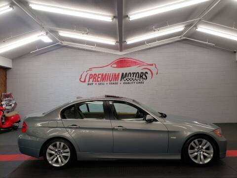2006 BMW 3 Series for sale at Premium Motors in Villa Park IL