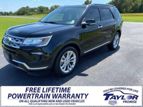 2018 Ford Explorer for sale at Taylor Automotive in Martin TN