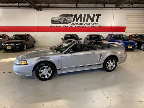 2000 Ford Mustang for sale at MINT MOTORWORKS in Addison IL