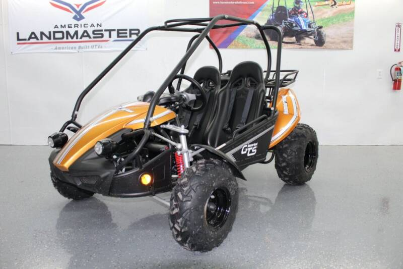 2021 HAMMERHEAD OFF-ROAD GTS 150 for sale at Lansing Auto Mart in Lansing KS
