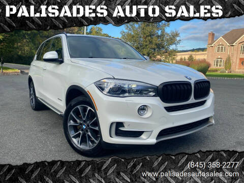 2014 BMW X5 for sale at PALISADES AUTO SALES in Nyack NY