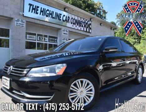2015 Volkswagen Passat for sale at The Highline Car Connection in Waterbury CT