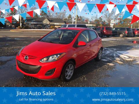 2011 Mazda MAZDA2 for sale at Jims Auto Sales in Lakehurst NJ