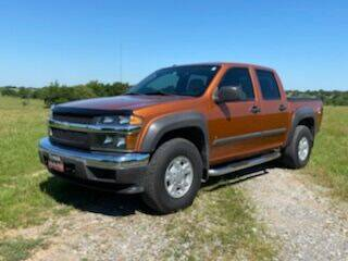 2007 Chevrolet Colorado for sale at TINKER MOTOR COMPANY in Indianola OK