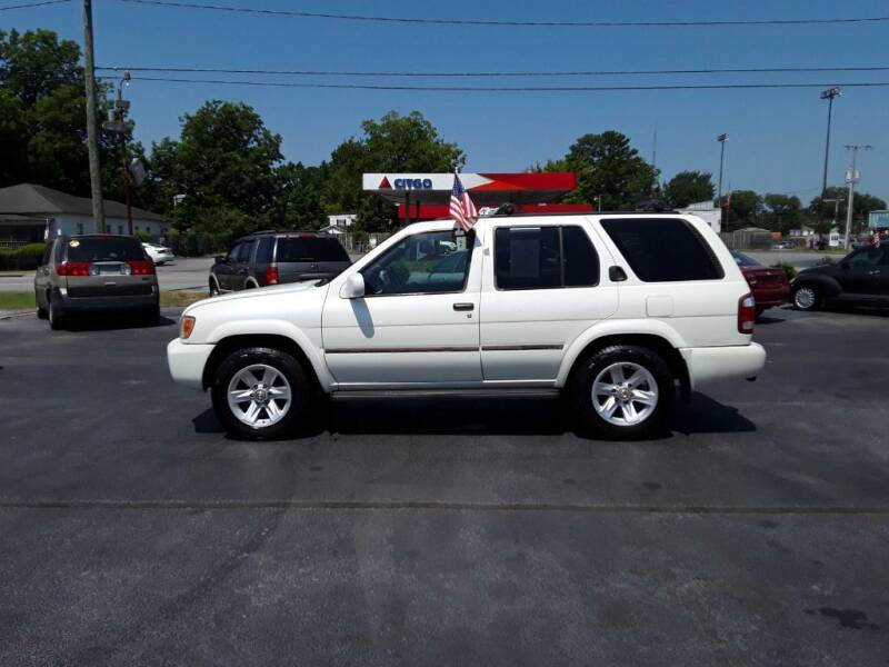 used 2002 nissan pathfinder for sale in williamsburg va carsforsale com carsforsale com