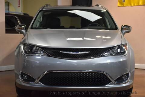 2018 Chrysler Pacifica for sale at Tampa Bay AutoNetwork in Tampa FL
