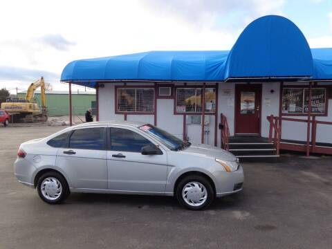 2008 Ford Focus for sale at Jim's Cars by Priced-Rite Auto Sales in Missoula MT