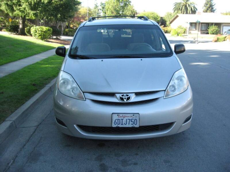 2008 Toyota Sienna for sale at StarMax Auto in Fremont CA